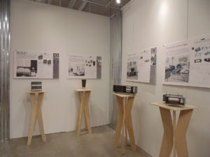 Graduate Student Designs Displayed At High Point