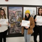 Team 266: Carli Martoccia, Marion Pigeot, and Brianna Salzenstein