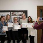 Team 268: Corrie Ostrander, Hayleigh Engelhardt, Alison Speer, Allison Connor, Eliana Gendelman